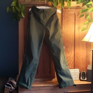 Womens  The North Face Gore Tex pants